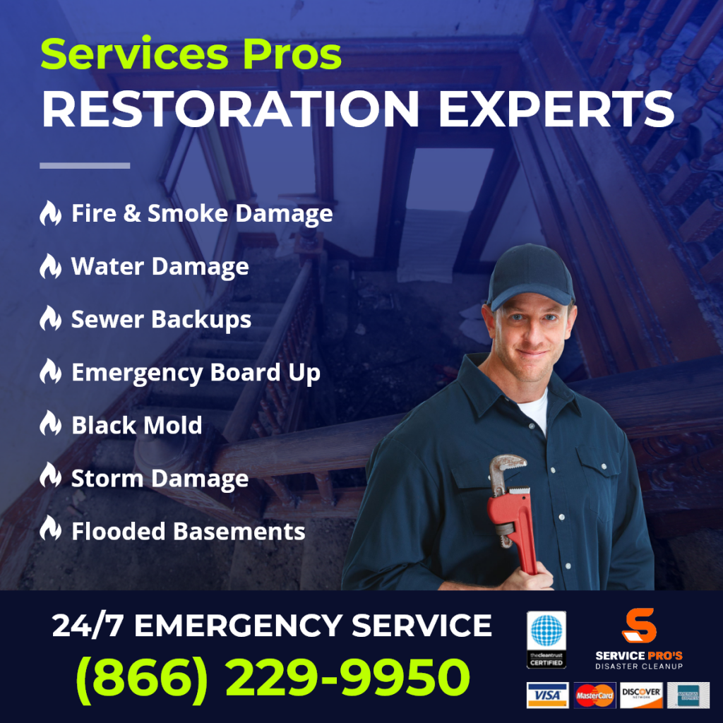 Lido Beach NY water damage company